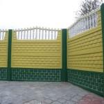 забор из камня g35