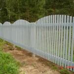 забор на участке j55432